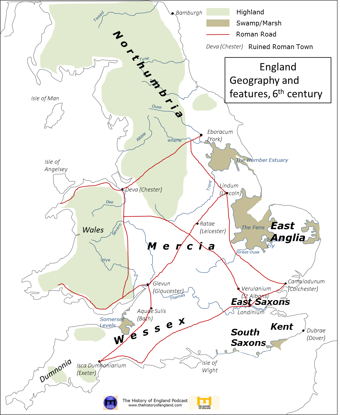 england-in-6th-century