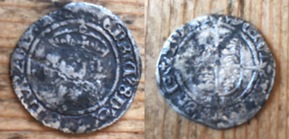 Henry VIII Half Groat
