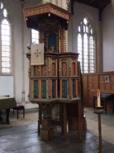 15th-c-pulpit