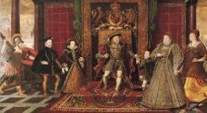 henry-viii-family
