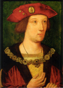 Arthur Tudor