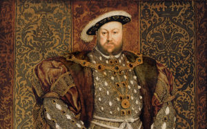 Henry VIII after Holbein