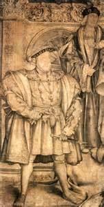 HenryVII Holbein Cartoon