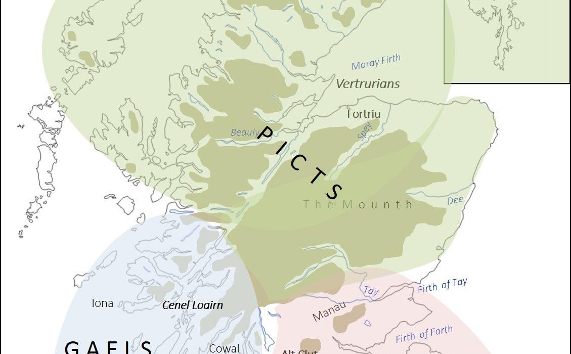Sixth Century Scotland