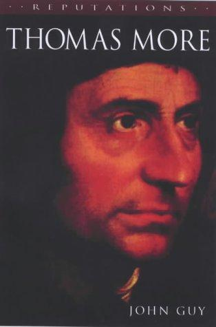 Thomas More Book Cover