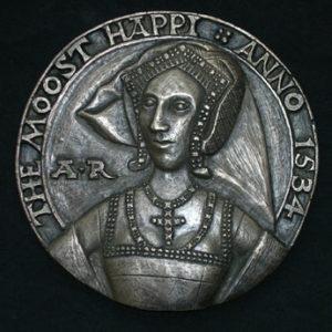 Anne Boleyn Medallion
