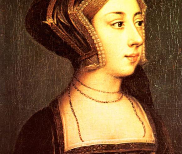 Anne Boleyn again