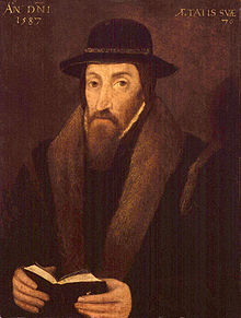 John Foxe, martyrologist - and surprisingly accurate historian