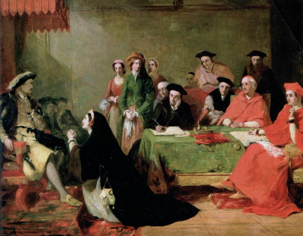 Legatine court