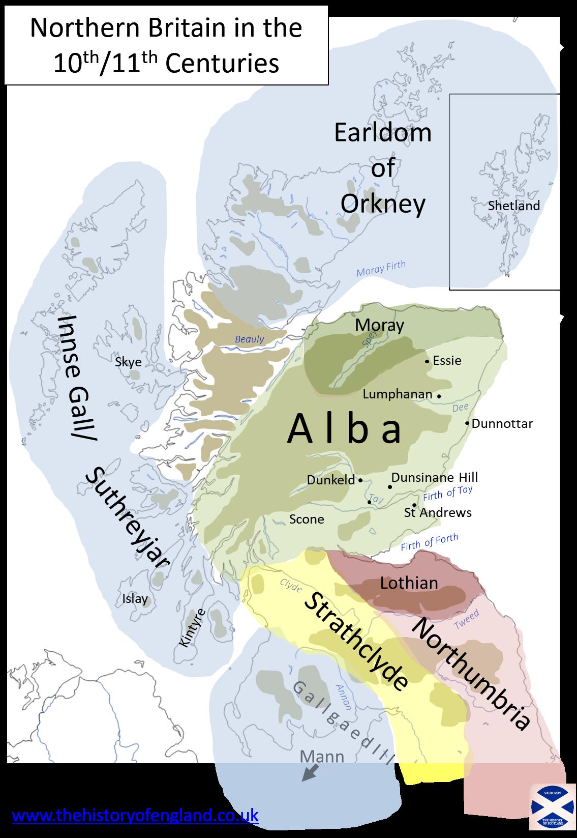 Scotland 10-11th Centuries