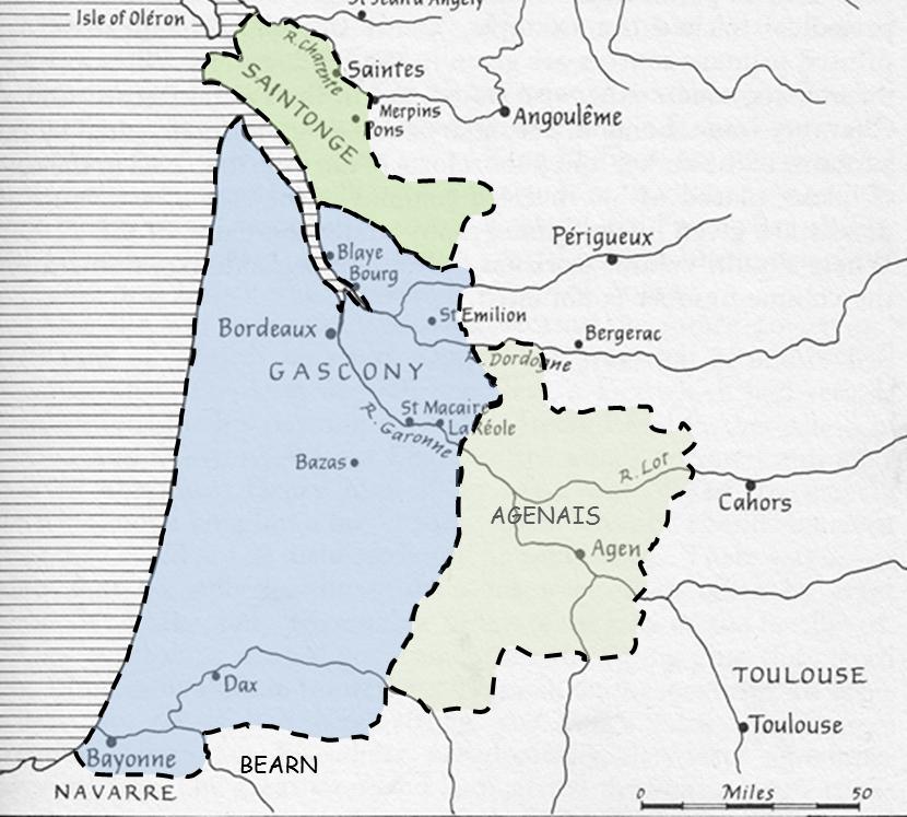 Medieval Gascony