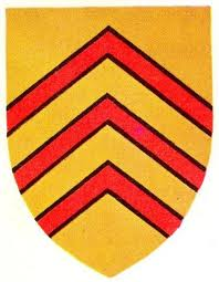 Arms - Gilbert de Clare