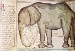Paris - Elephant of Louis IX