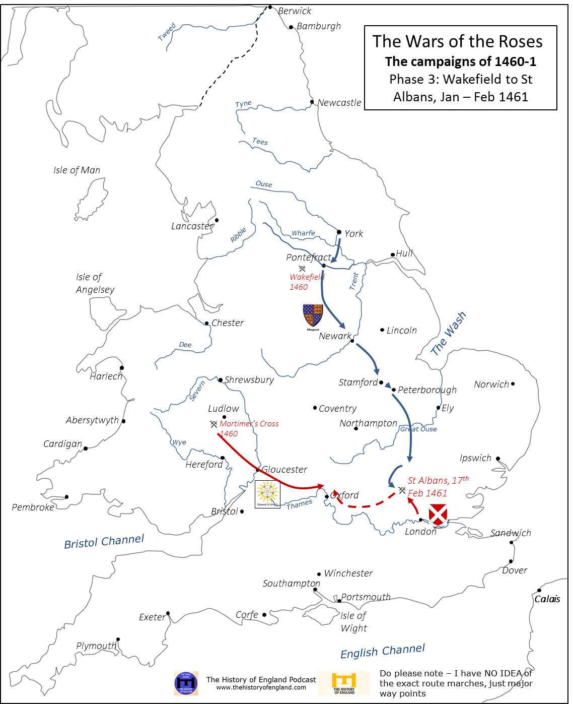 Towton Campaign III